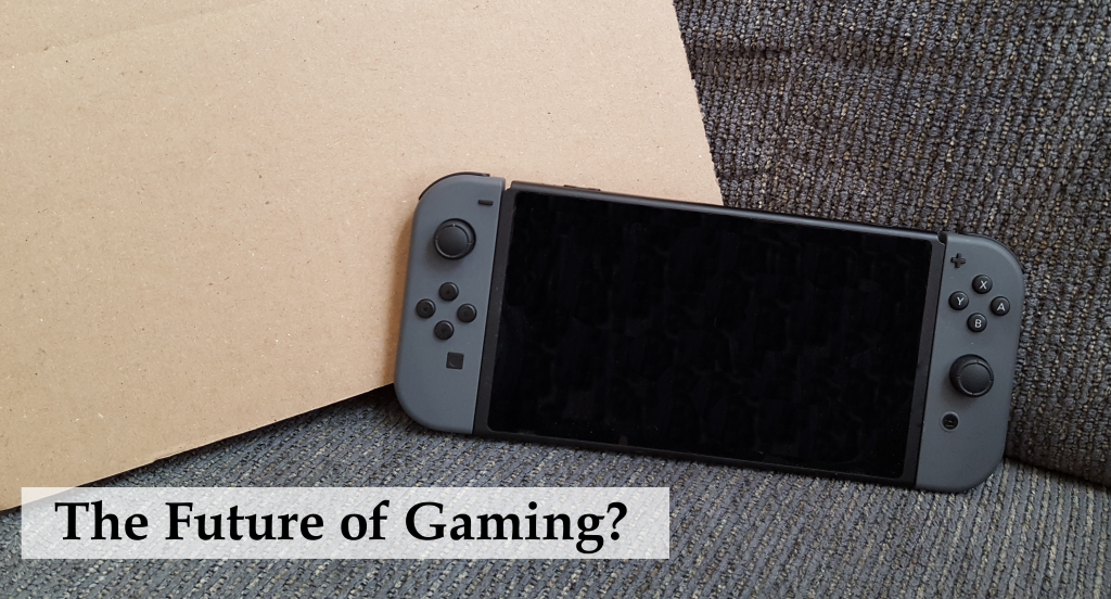The Future of Gaming?