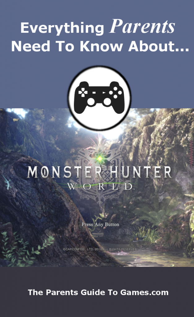Monster Hunter World Parents Guide