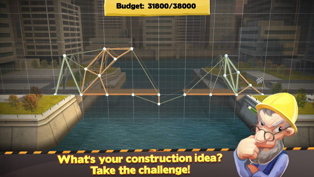Bridge Constructor - Headup Games